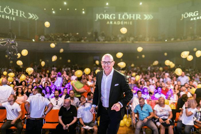 Jörg Löhr Buch Weg zum Erfolg Inspire your Life
